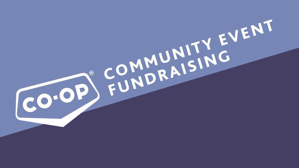 Community Event Fundraising